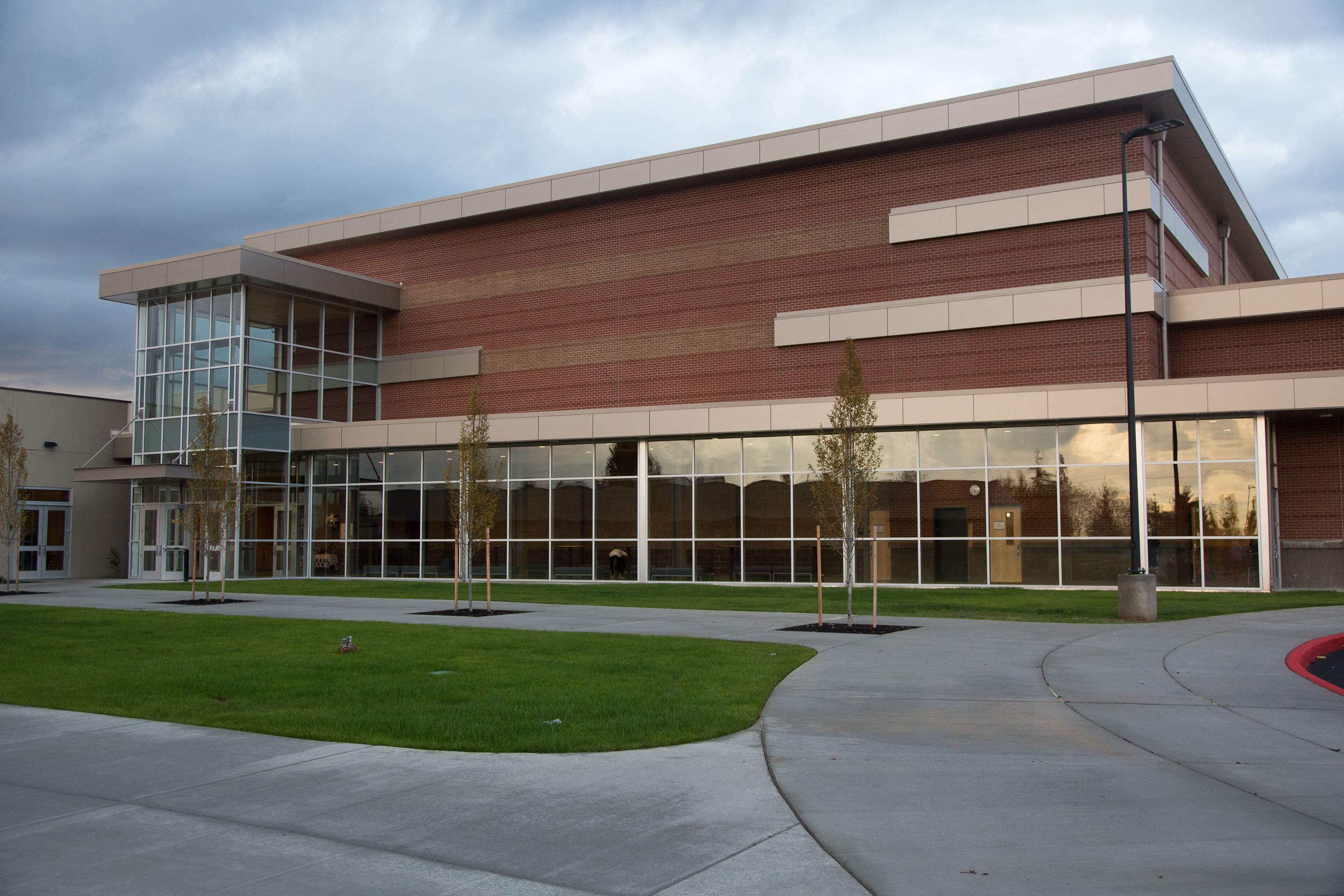 RHS Performing Arts Center Building