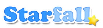 Starfall logo that links to site