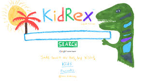 Kidrex logo that links to site