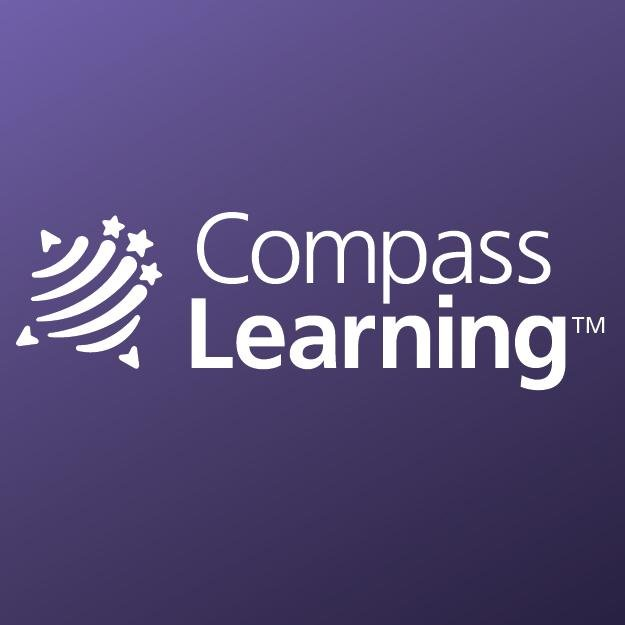 Icon for Compass Learning and link to thelearningodyssey.com