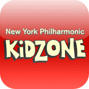 Link to New York Philharmonic Kid Zone