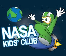 Link to NASA Kids' Club