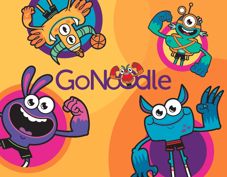Link to Gonoodle website