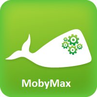 MobyMax icon link