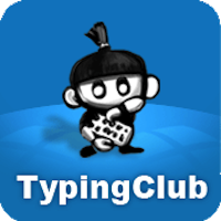 Typing Club icon link