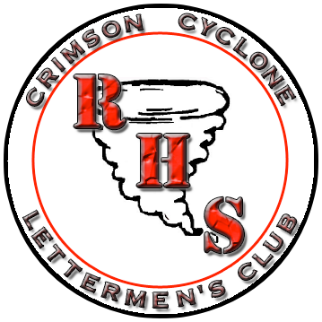 Crimson Cyclone Letterman Club Logo
