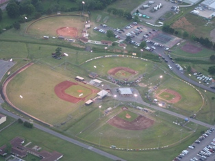 M.J. Hickey Park Baseball/Softball field