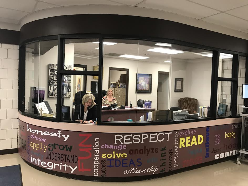 Center Valley front desk