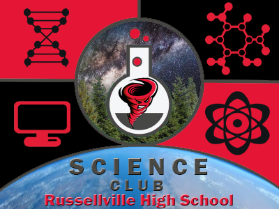RHS Science Club Logo
