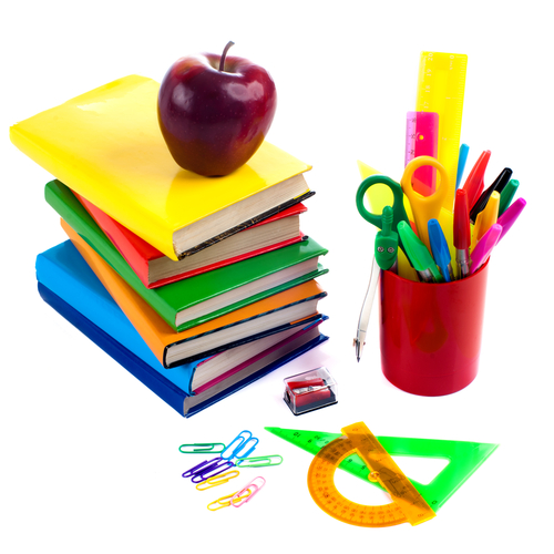School Supplies Photo