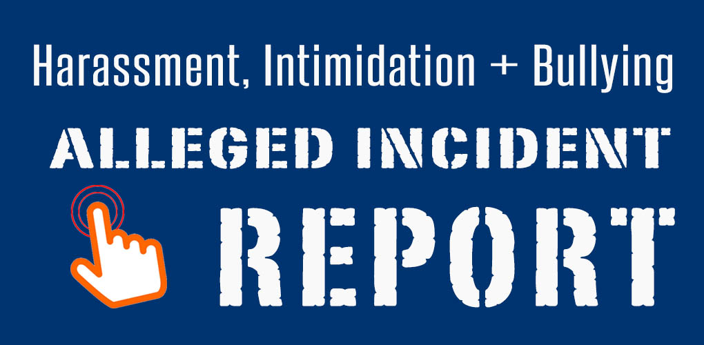 ALLEGED HIB REPORT