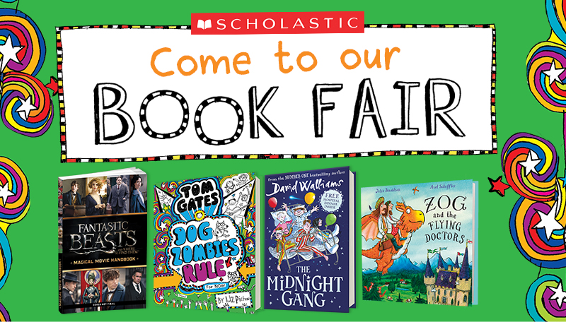 Visit our book fair