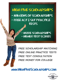 High Five Scholarships