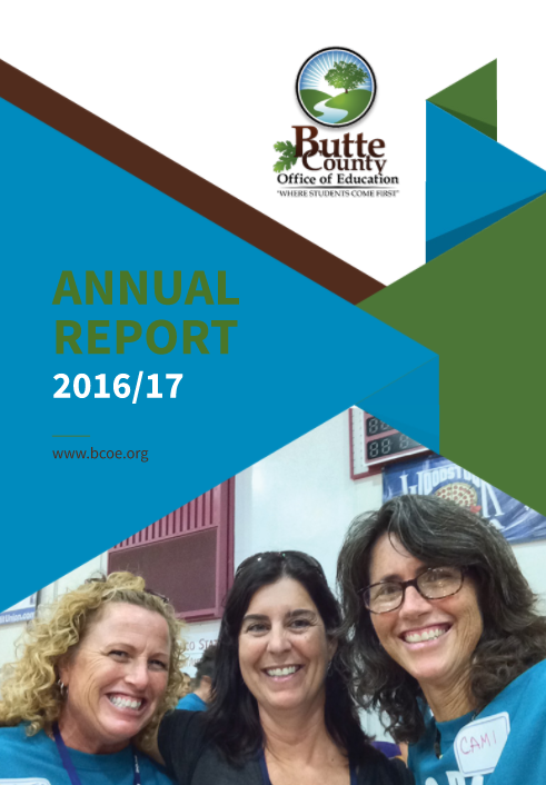 Butte County Office of Education Annual Report 2016/17