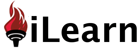 Icon for iLearn. Link to login to iLearn