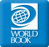 Worldbook Encyclopedia icon and link