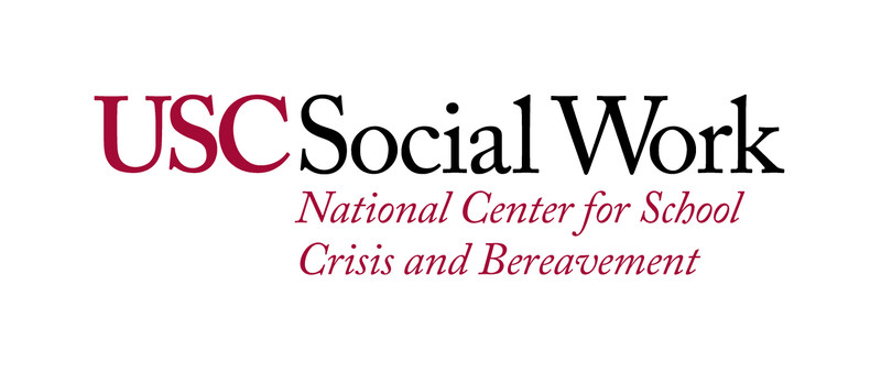 NATIONAL CENTER FOR SCHOOL CRISIS AND BEREAVEMENT Logo