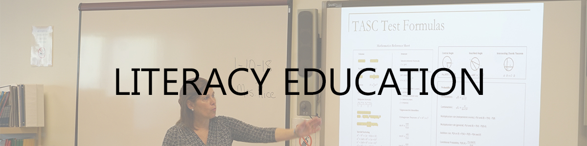 literacy education