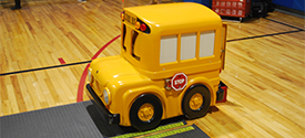 school bus fire and safety