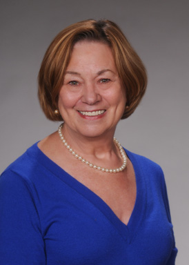 Photo of Faith McLaughlin, Chairperson