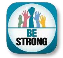 Image: Be Strong App