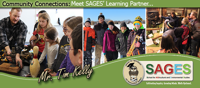 May Learning Partner - Tim Kelly
