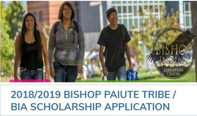 BIA Scholarship Application