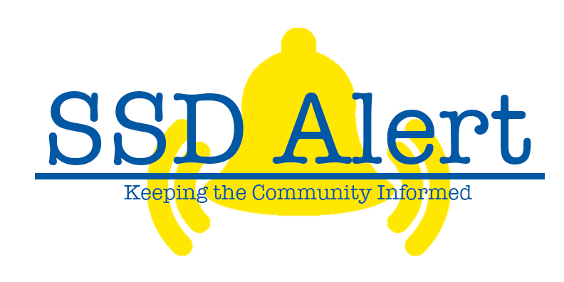 SSD Alert- Keeping the Community Informed