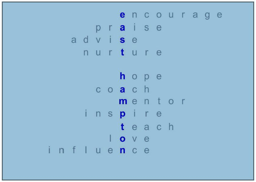 East Hampton Acrostic Poem