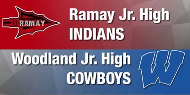 Ramay Jr. High Indians, Woodland Jr. High Cowboys