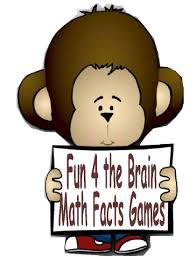 Fun 4 the Brain Math Facts Games