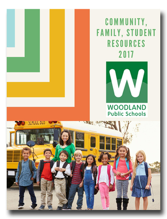 Community, family, student resources 2017