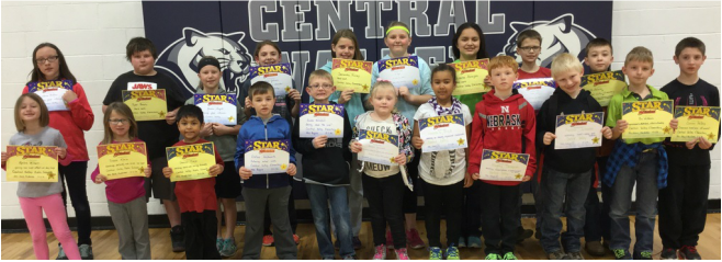 Star Students of the month