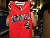 Softball Jersey: Central 4