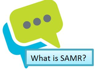 What is SAMR?