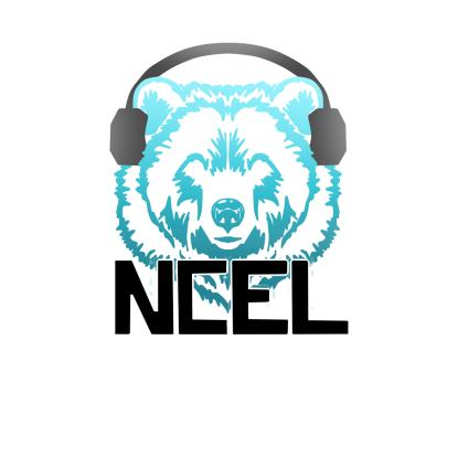 NCEL logo created by Julia Wallin