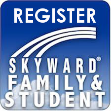 Register Skyward Family & Student link