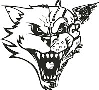 OTHS Robotics Team: Robotic Coyote logo