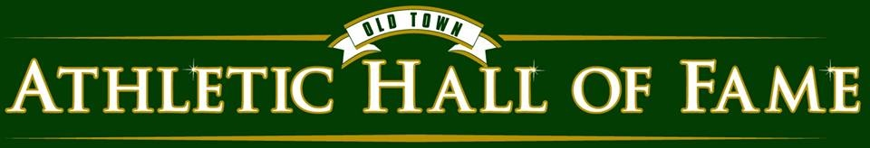 Old Town Athletic Hall of Fame Banner