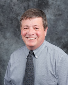 Superintendent Ron Spanjer