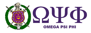 Omega Psi Phi-Nu Nu Chapter Logo
