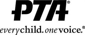 PTA Logo - Every Child. Once Voice