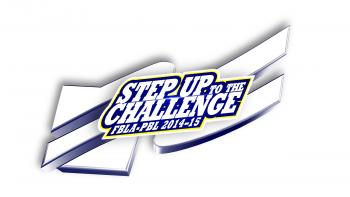 step up to the challenge FBLA-PBL 2014-15