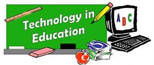 Technology in Education clip art