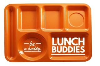 Make a difference in a child's life by becoming a lunch buddy