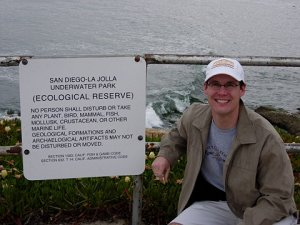 picture for san diego la jolla underwater park