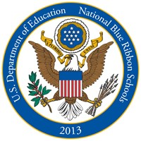 2013 National Blue Ribbon School Award