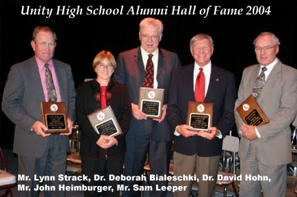 A picture of Lnn Strack, Deborah Bialeschki, David Hohn, John Heimburger, and Sam Leeper