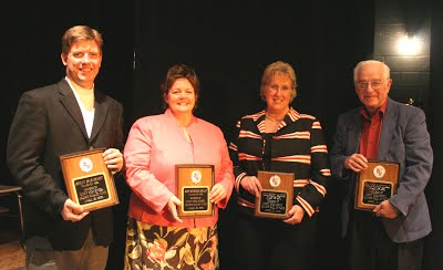 A picture of Mr. Brian Barnhart, Mrs. Mary Hettinger-Millsap, Mrs. Vicki Shipley-Jackisch, Mr. Ralph Monical