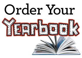 Order your yearbook logo
